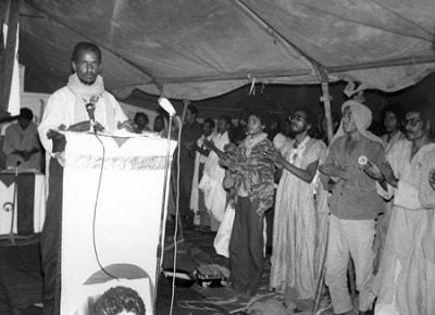 3er Congreso del Frente Polisario