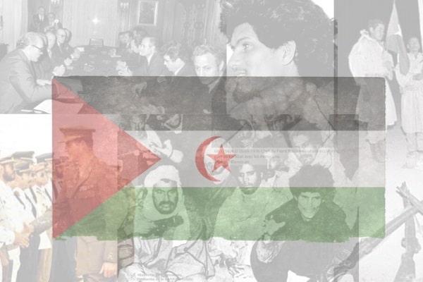 De la creación del Frente Polisario hasta la proclamación de la RASD