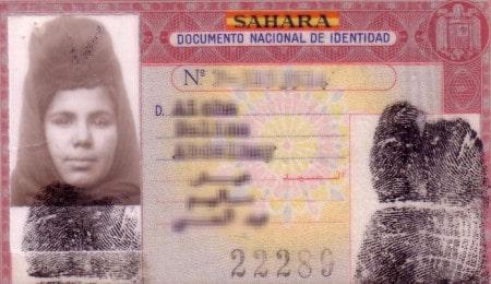 DNI Saharaui
