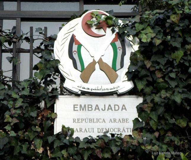 Embajada de la RASD