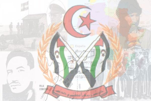 De la presencia española al nacimiento del Frente Polisario