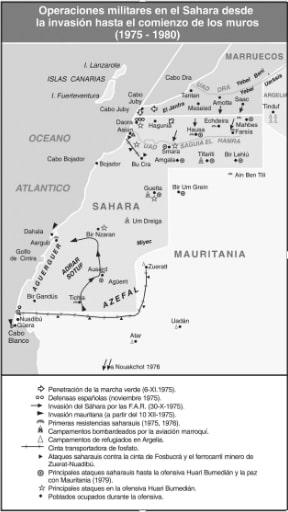 operaciones militares 1975-1980