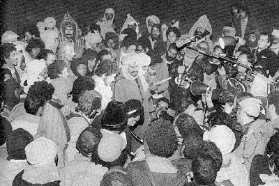 El 27 de febrero de 1976 se proclamó la RASD