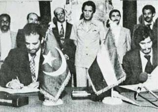 Firma paz entre Mauritania y la RASD