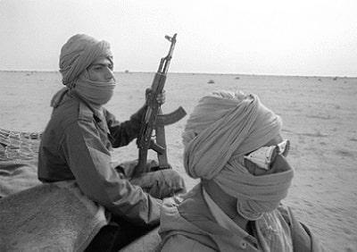 Guerra Sahara Marruecos