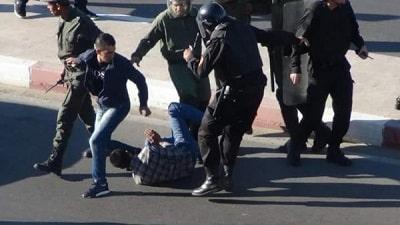 Violación DDHH en el Sahara Occidental