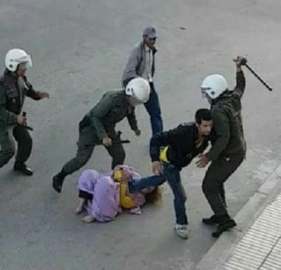 Violación derechos humanos en el Sahara Occidental