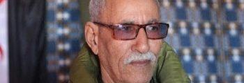 Brahim Gali Secretario General del Frente Polisario y presidente de la R.A.S.D.