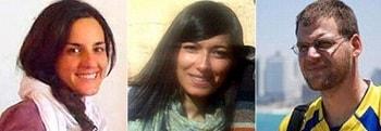 Secuestro cooperantes en Tindouf