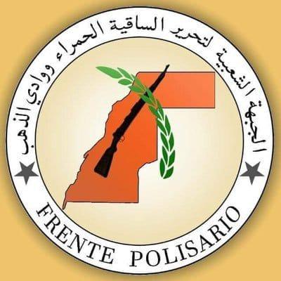 Escudo del Frente Polisario