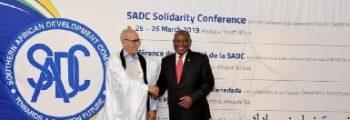 Sudáfrica reconoce a la RASD