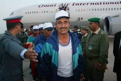 Liberacion ultimos presos marroquíes