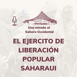 El Ejército de Liberación Popular Saharaui (ELPS)