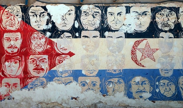 LOS DESAPARECIDOS SAHARAUIS