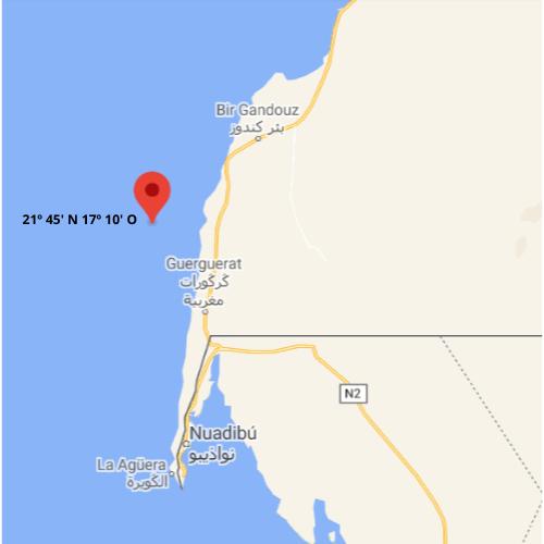 El Junquito, lugar donde se produjo el ataque