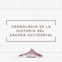 Cronología histórica del Sahara Occidental